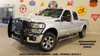 2013 Ford F-250 Lariat 4X4 6.2L,BACK-UP CAM,HTD/COOL LTH,64K in Carrollton, TX 75006