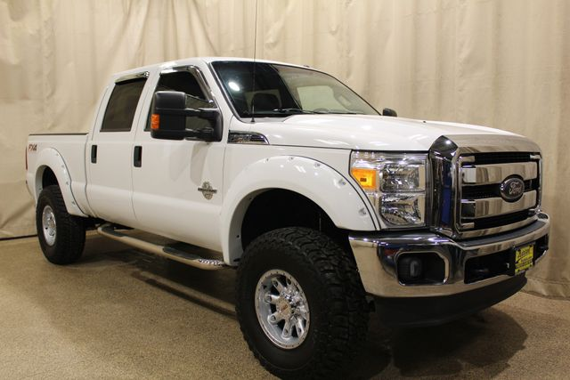2013 Ford Super Duty F-250 Diesel 4x4 XLT