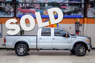 2013 Ford Super Duty F-250 Pickup Platinum 4x4 in Addison, Texas 75001