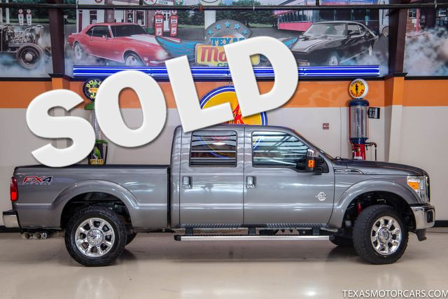2013 Ford Super Duty F-250 Pickup Lariat 4x4