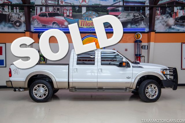 2013 Ford Super Duty F-250 Pickup King Ranch