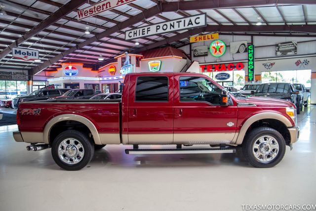 2013 Ford Super Duty F-250 Pickup King Ranch 4x4 in Addison, Texas 75001