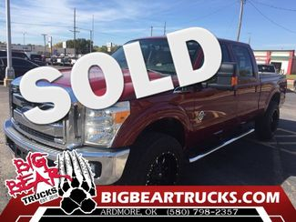 2013 Ford Super Duty F-250 Pickup Lariat | Ardmore, OK | Big Bear Trucks (Ardmore) in Ardmore OK