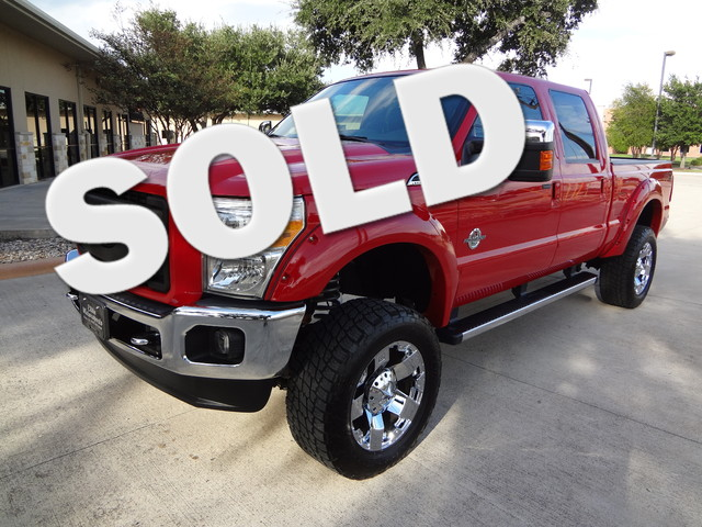 2013 Ford Super Duty F-250 Pickup Lariat Austin , Texas 0