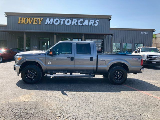 2013 Ford Super Duty F-250 Pickup XLT