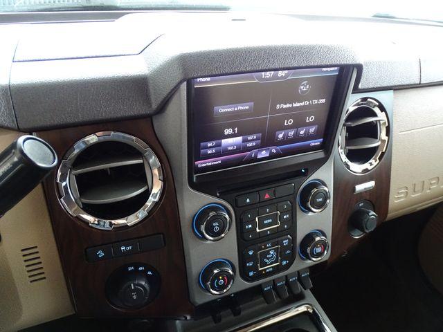 2013 Ford Super Duty F-250 Pickup Lariat Corpus Christi, Texas 37