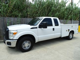 2013 Ford Super Duty F-250 Pickup XL Service/Utility Bed Corpus Christi, Texas