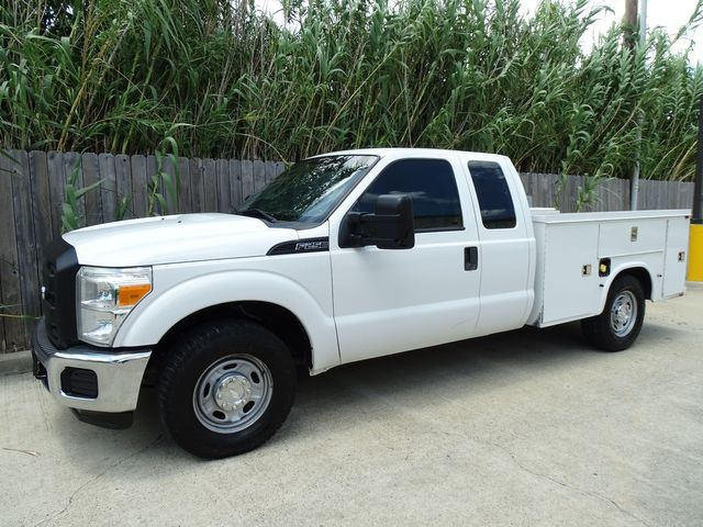 2013 Ford Super Duty F-250 Pickup XL Service/Utility Bed Corpus Christi, Texas 0