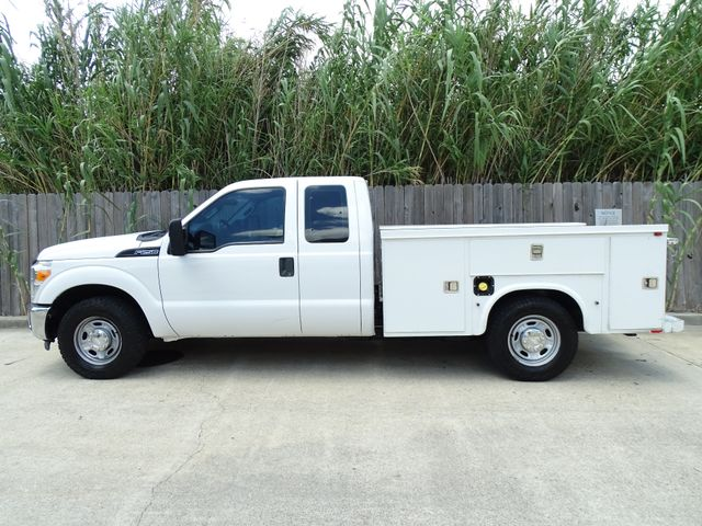 2013 Ford Super Duty F-250 Pickup XL Service/Utility Bed Corpus Christi, Texas 4