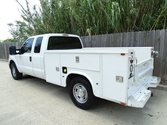 2013 Ford Super Duty F-250 Pickup XL Service/Utility Bed Corpus Christi, Texas 2