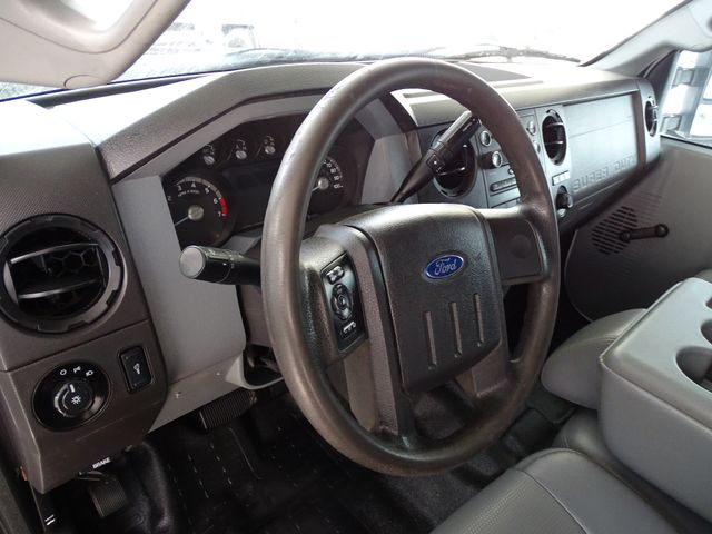 2013 Ford Super Duty F-250 Pickup XL Service/Utility Bed Corpus Christi, Texas 15