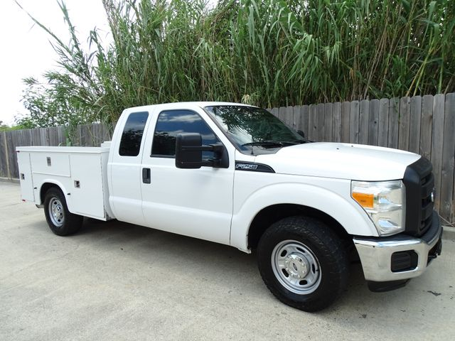 2013 Ford Super Duty F-250 Pickup XL Service/Utility Bed Corpus Christi, Texas 1