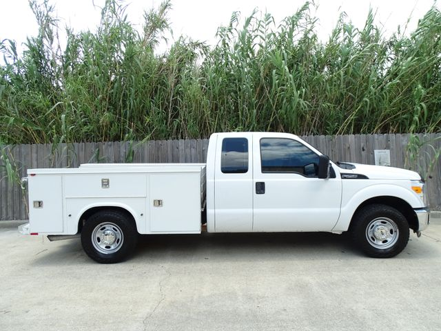 2013 Ford Super Duty F-250 Pickup XL Service/Utility Bed Corpus Christi, Texas 5