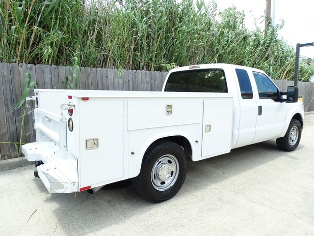 2013 Ford Super Duty F-250 Pickup XL Service/Utility Bed Corpus Christi, Texas 3