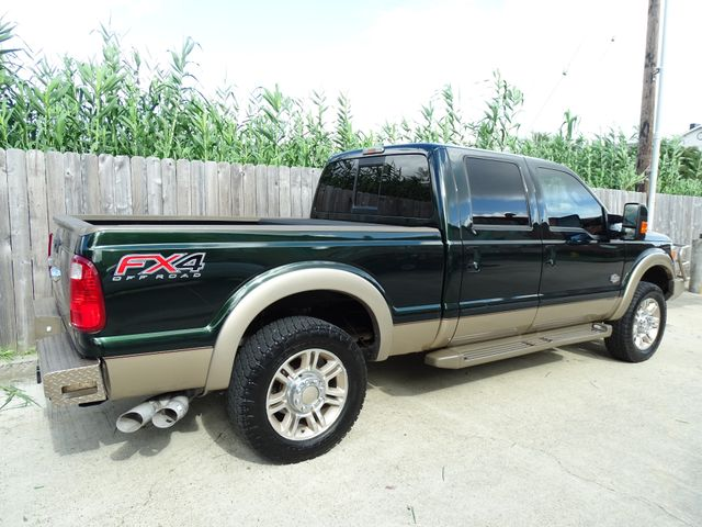 2013 Ford Super Duty F-250 Pickup Lariat Corpus Christi, Texas 3