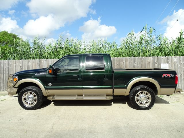 2013 Ford Super Duty F-250 Pickup Lariat Corpus Christi, Texas 4