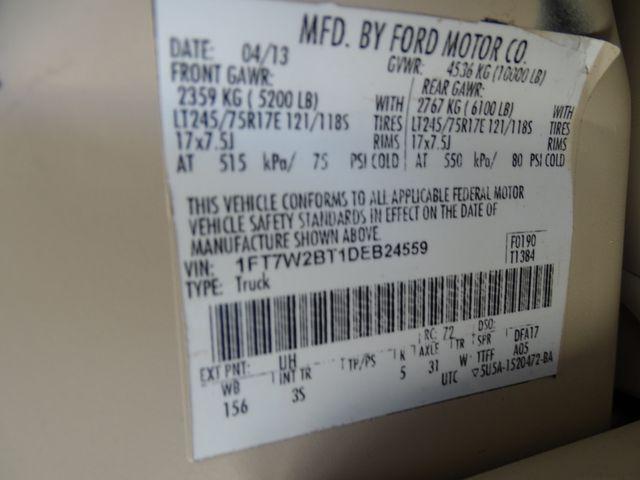 2013 Ford Super Duty F-250 Pickup 6.7L PWR STROKE Corpus Christi, Texas 43