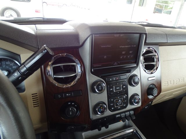 2013 Ford Super Duty F-250 Pickup Lariat Corpus Christi, Texas 39