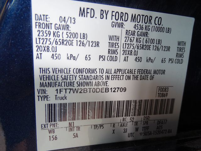 2013 Ford Super Duty F-250 Pickup Lariat Corpus Christi, Texas 57