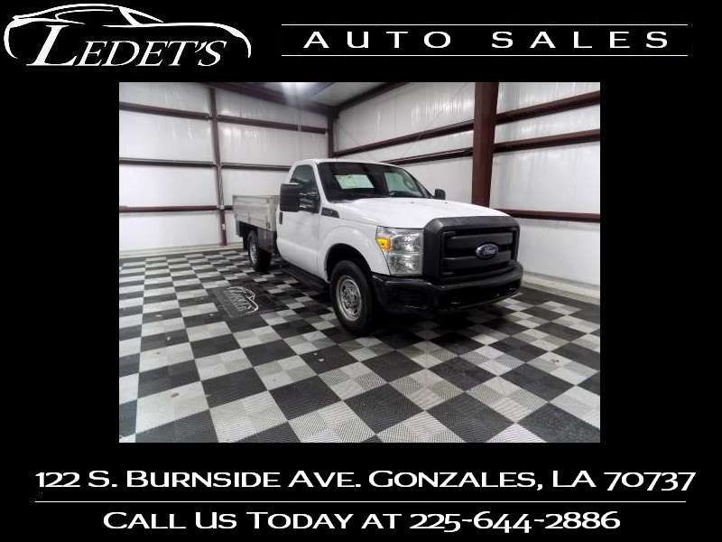 2013 Ford Super Duty F-250 Pickup XL - Ledet's Auto Sales Gonzales_state_zip in Gonzales Louisiana