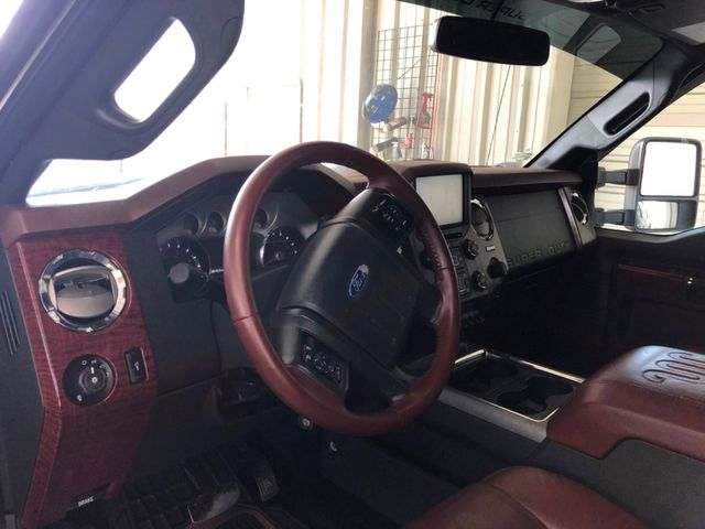 2013 Ford Super Duty F-250 Pickup King Ranch Houston, Texas 11