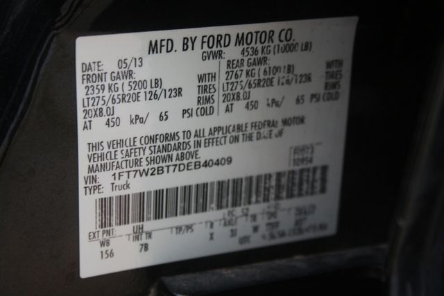 2013 Ford Super Duty F-250 Pickup Lariat Houston, Texas 52