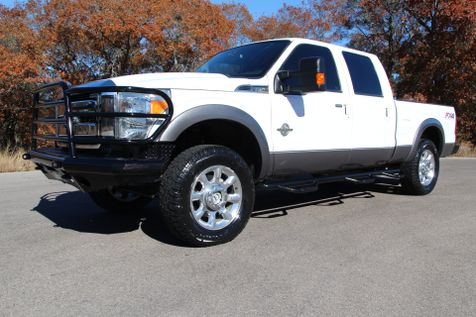 2013 Ford Super Duty F-250 Pickup Lariat - 4x4 - 1 OWNER in Liberty Hill , TX