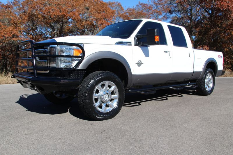 2013 Ford Super Duty F-250 Pickup Lariat - 4x4 - 1 OWNER