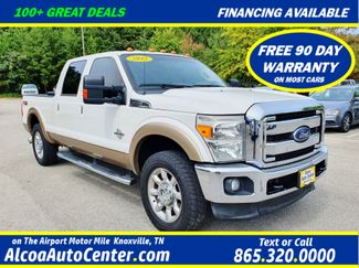 "2013 Ford Super Duty F-250 Pickup Lariat 4WD 6.7L V8 TDSL FX4 Navigation 20"" in Louisville, TN 37777"