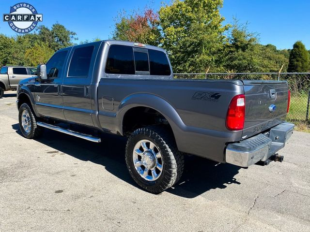 2013 Ford Super Duty F-250 Pickup Lariat Madison, NC 3