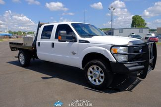2013 Ford Super Duty F-250 Pickup XL FLATBED 4X4 Diesel in Memphis Tennessee, 38115