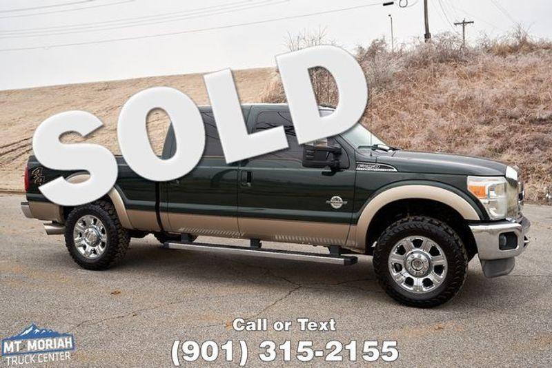 2013 Ford Super Duty F-250 Pickup Lariat | Memphis, TN | Mt Moriah Truck Center in Memphis TN