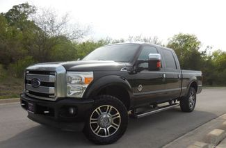 2013 Ford Super Duty F-250 Pickup Platinum in New Braunfels, TX 78130