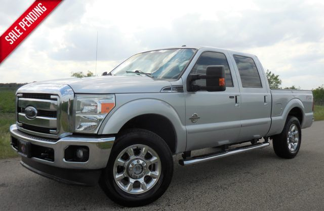 2013 Ford Super Duty F-250 Pickup Lariat in New Braunfels, TX 78130