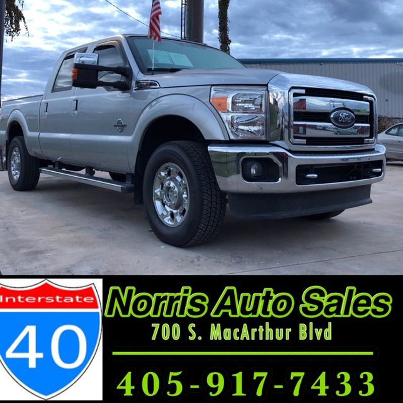 2013 Ford Super Duty F-250 Pickup Lariat | Oklahoma City, OK | Norris Auto Sales (I-40) in Oklahoma City OK