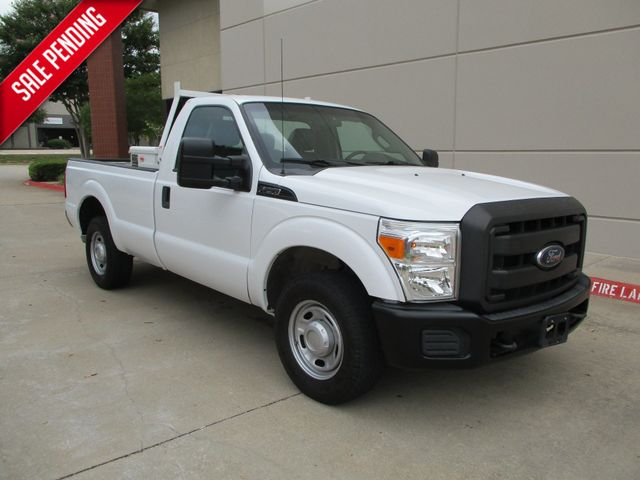 2013 Ford Super Duty F-250 Pickup XL 8 ft Bed Clean Car Fax