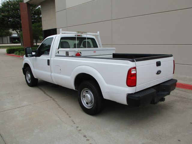 2013 Ford Super Duty F-250 Pickup XL 8 ft Bed Clean Car Fax in Plano Texas, 75074