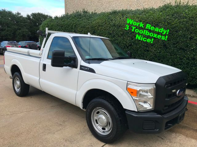 2013 Ford Super Duty F-250 Pickup XL**3 Toolboxes**14 Service Records Recorded