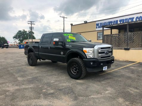 2013 Ford Super Duty F-250 Pickup Platinum | Pleasanton, TX | Pleasanton Truck Company in Pleasanton, TX