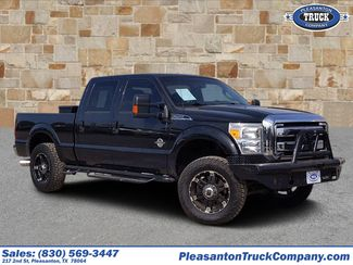 2013 Ford Super Duty F-250 Pickup Lariat | Pleasanton, TX | Pleasanton Truck Company in Pleasanton TX