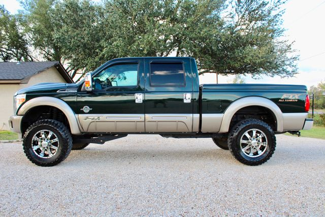2013 Ford Super Duty F-250 Pickup Lariat Sealy, Texas 6