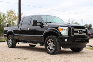 2013 Ford Super Duty F-250 Platinum Crew Cab 4X4 6.7L Powerstroke Diesel Auto Sealy, Texas 1