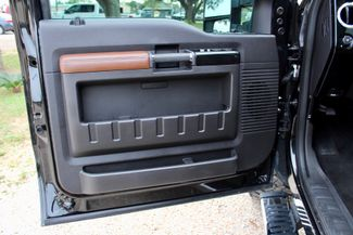 2013 Ford Super Duty F-250 Platinum Crew Cab 4X4 6.7L Powerstroke Diesel Auto Sealy, Texas 34