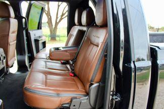 2013 Ford Super Duty F-250 Platinum Crew Cab 4X4 6.7L Powerstroke Diesel Auto Sealy, Texas 36