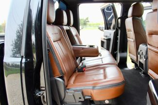 2013 Ford Super Duty F-250 Platinum Crew Cab 4X4 6.7L Powerstroke Diesel Auto Sealy, Texas 41
