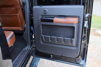 2013 Ford Super Duty F-250 Platinum Crew Cab 4X4 6.7L Powerstroke Diesel Auto Sealy, Texas 43