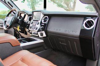 2013 Ford Super Duty F-250 Platinum Crew Cab 4X4 6.7L Powerstroke Diesel Auto Sealy, Texas 45
