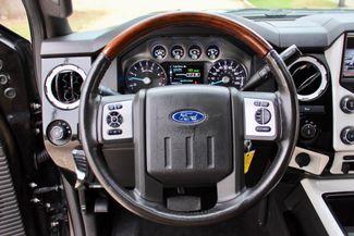 2013 Ford Super Duty F-250 Platinum Crew Cab 4X4 6.7L Powerstroke Diesel Auto Sealy, Texas 52