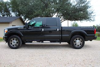 2013 Ford Super Duty F-250 Platinum Crew Cab 4X4 6.7L Powerstroke Diesel Auto Sealy, Texas 6