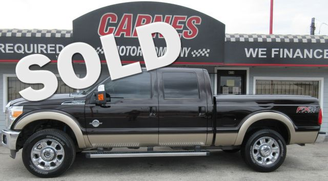 2013 Ford Super Duty F-250 Pickup Lariat south houston, TX